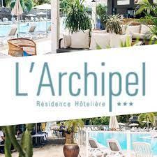 Hotel Archipel, Saint-Gilles-Les-Bains